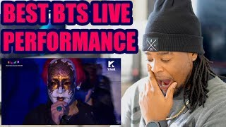BTS LIVE Melon Music Awards 2018 | WHO ARE YOU 멜론뮤직어워드 | REACTION!!!