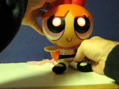 Sale Item Demo Powerpuff Girls Talking Blossom Doll Youtube