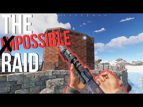 Rust - THE IMPOSSIBLE RAID!(Part 2/3) thumbnail