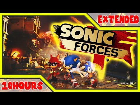 「10 Hour」 Imperial Tower - Sonic Forces Music Extended