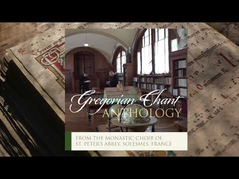 Solesmes: Gregorian Anthology