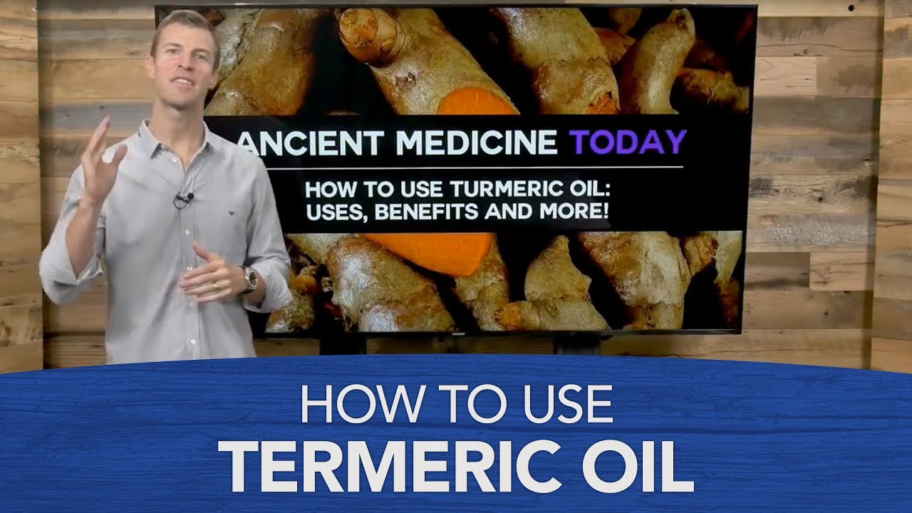 How to Use Turmeric Oil