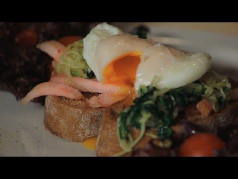 Яйцо Пашот. Рецепт от шеф-повара