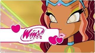 Winx Club - Sezon 3 Bölüm 6 - Layla'nın Seçimi - [TAM BÖLÜM]