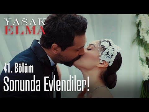 Sonunda Alihan ve Zeynep evleniyor