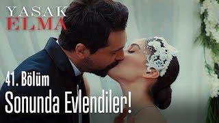 Sonunda Alihan ve Zeynep evleniyor - Yasak Elma 41. Bölüm