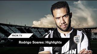 Στιγμιότυπα από την καριέρα του Ροντρίγκο Σοάρες - PAOK TV