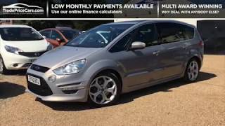 2011 FORD S-MAX 2.0 TITANIUM X SPORT FOR SALE | CAR REVIEW VLOG