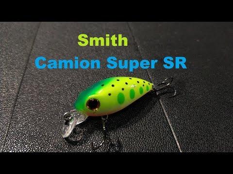 Видеообзор отличного кренка Smith Camion Super SR по заказу Fmagazin