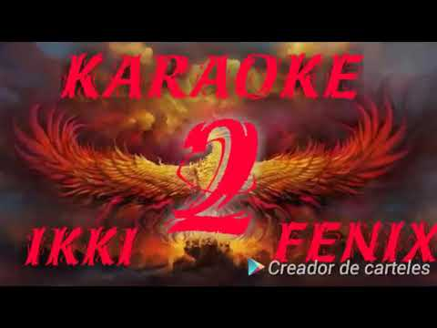 Ojitos Bonitos cornelio reina karaoke ikki