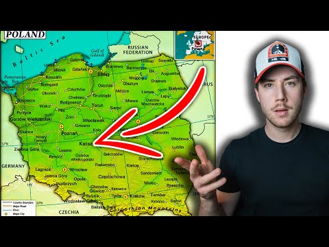 Where I'm Moving To In Poland?! 🇺🇸