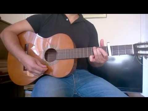 Your Man - Josh Turner - Guitar tutorial - Petros