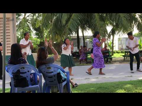 WASC COMMITTEE VISITS OUR SCHOOL | SUPER FUN DANCES | MARSHALL ISLANDS
