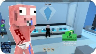 BEBE AENH HAS MANY DIAMONDS - ROBLOX AENH JAILBREAK