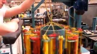 braiding machine (плетельная машина) ShP24-1-130KB(