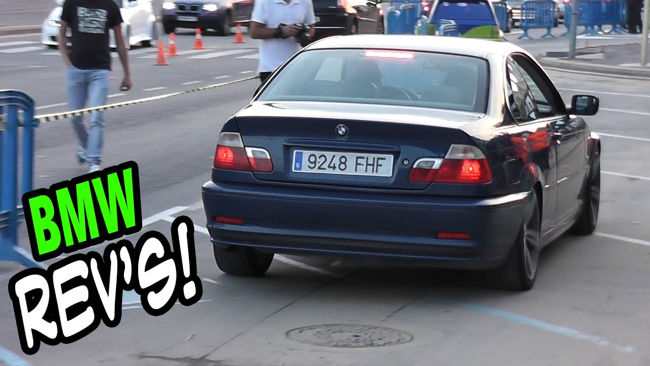 bmw exhaust sound bmw e46 320i sound youtube. Black Bedroom Furniture Sets. Home Design Ideas