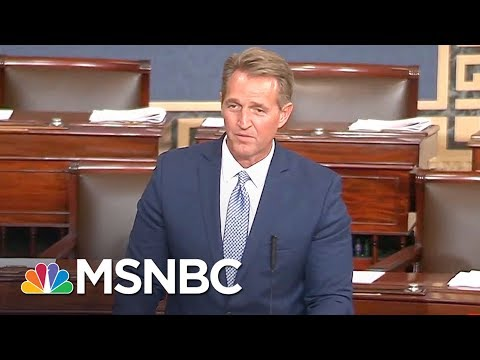 Lawrence: Jeff Flake And Bob Corker Know Exactly What They