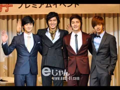 T-Max - Wish Ur My Love (OST Boys Over Flowers)