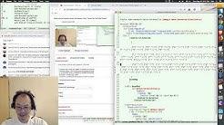 cheap webcam, unicode brackets, good emacs key choices, live coding elisp English to braille