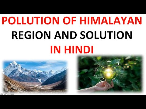 L25-INDIAN HIMALAYAN REGION (PROBLEMS ANDN SOLLUTION)