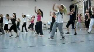 'single ladies' beyonce vma version, choreo by Jaz Meakin.