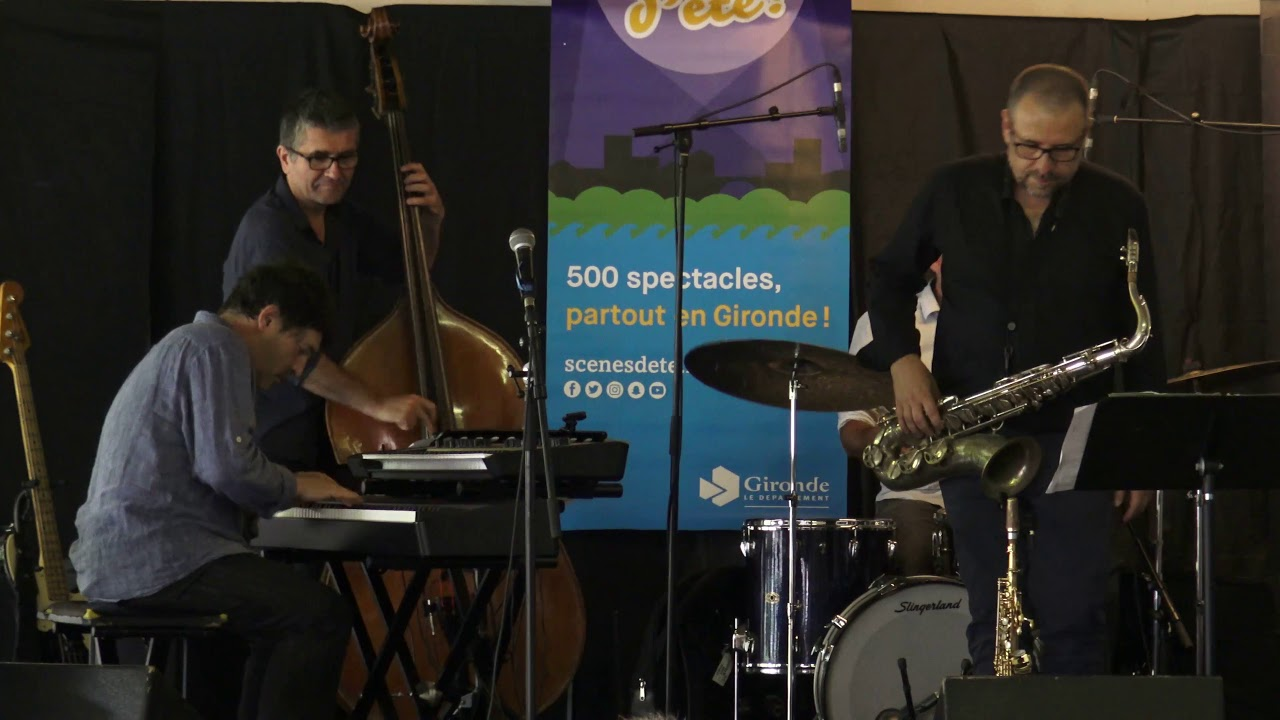 Jazz360: Serge Moulinier Quintet, N°8 Quintessence. Festival