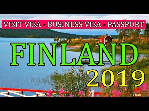 How to Get Finland Visit Visa [Business Visa] [Citizenship] Urdu/Hindi 2019 Premier Visa Consultancy