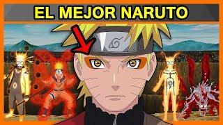 Por que el Naruto Modo Ermitaño es EL MEJOR NARUTO de TODOS