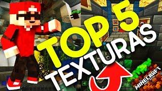 TOP 5 MELHORES TEXTURAS PARA MINECRAFT PE 0.17.0 - TOP TEXTURE PACKS MINECRAFT PE 0.17.0