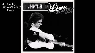 Johnny Cash - Live from Austin, TX (1987) [Full Album]