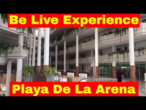 Be Live Experience Playa De La Arena Tenerife - Our Holiday Vlog