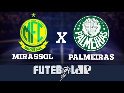 Mirassol 1 x 1 Palmeiras - 09/03/19 - Paulistão