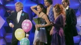 Чащина-Гончаров Танцы на льду 2006 (выпуск2)