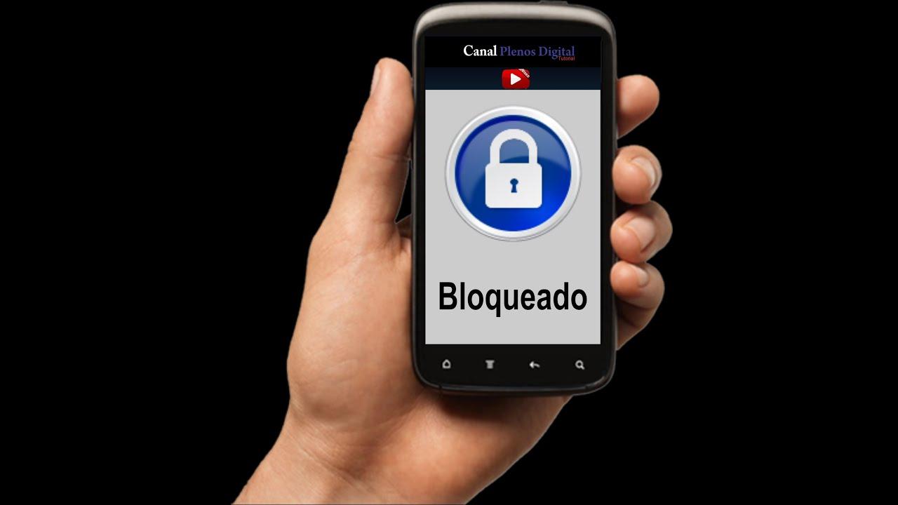 Resultado de imagem para celular bloqueado