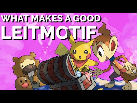What Makes a GOOD Leitmotif? | Pokémon Mystery Dungeon: Explorers of Time/Darkness/Sky