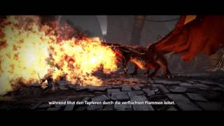 Neverwinter: Launch Trailer (German)