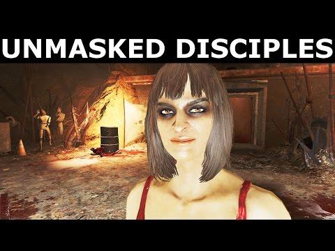 Fallout 4 Nuka World - Unmasked Disciples (Nisha, Dixie & Savoy)