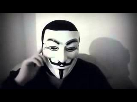 WW3 Anonymous North Korea Anonymous takes over Twitter, N. Korean News Agency - 2017