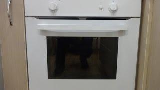 Hotpoint ARISTON FH G WH HA S духовой шкаф газовый. Обзор.(Характеристики. Монтаж: встраиваемый. Тип: газовый. Объем: 58 л. Управление: механическое (переключатели..., 2015-11-08T17:34:47.000Z)