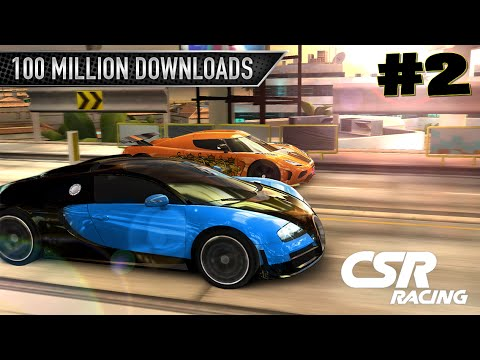 racing game 2 csr racing official hd gameplay trailer youtube. Black Bedroom Furniture Sets. Home Design Ideas