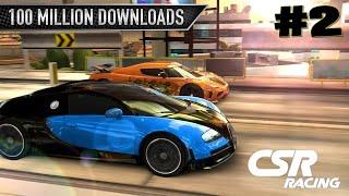 CSR Racing - Gameplay