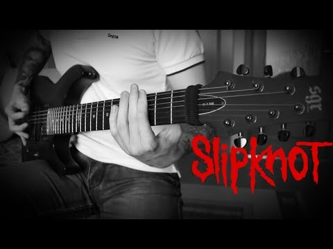 Slipknot - Gehenna (HD Guitar Cover w/Solo)