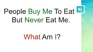 8 Hilarious Riddles & Kids Brain IQ to Blow Your Mind!