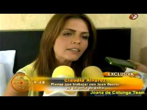"""Claudia Álvarez y Erick Elías: Y sus planes después de: """"Porque el amor manda"""""""