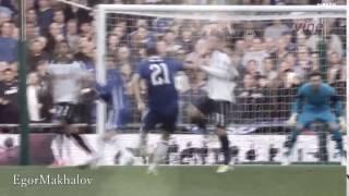 Nemanja Matic Fantastic Goal - Chelsea vs Tottenham 4-2