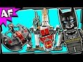 Batman BLACK MANTA Deep Sea Strike 76027 Lego DC Comics Super Heroes Stop Motion Set Review