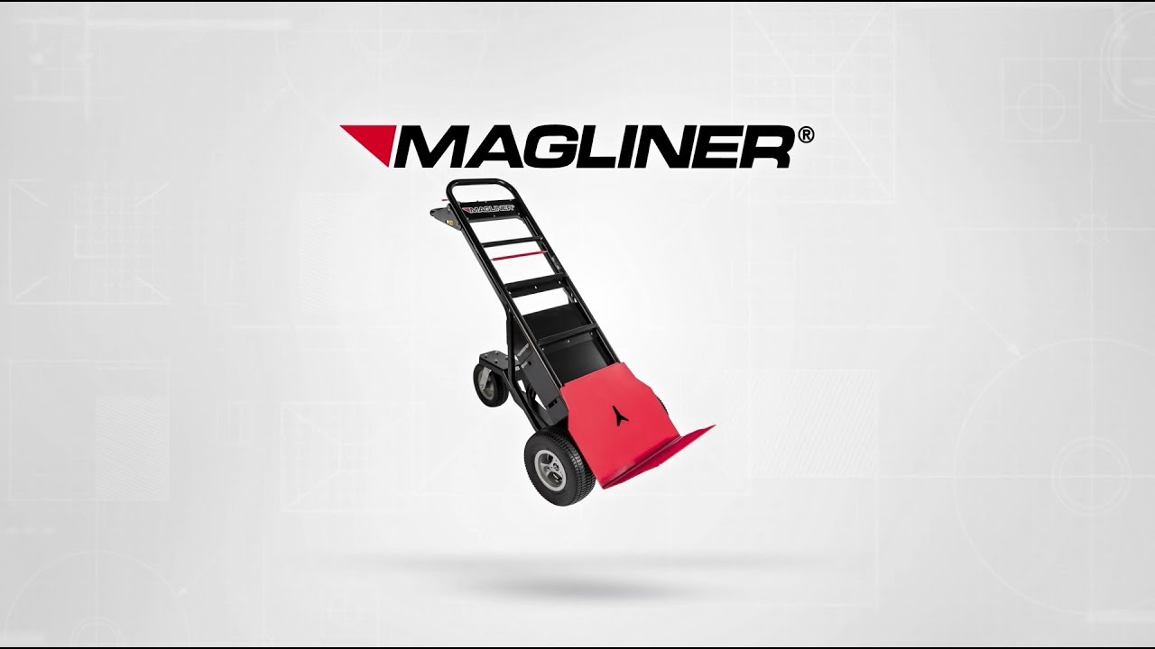 Magliner Motorized Hand Truck