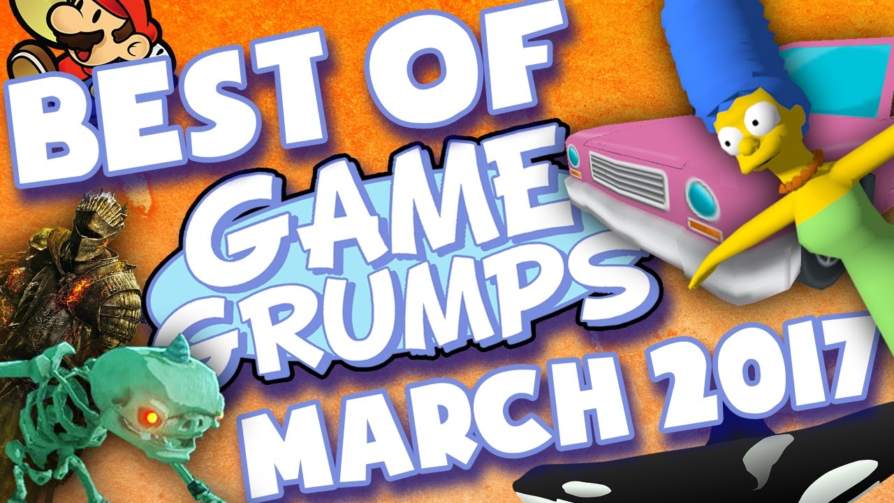 best-of-game-grumps-march-2017