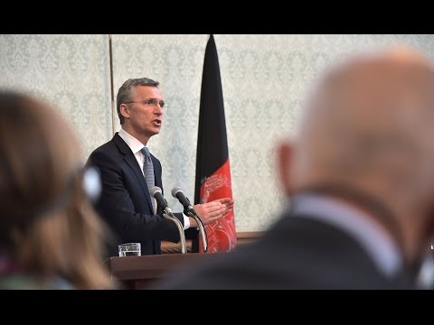 NATO Secretary General with President of Islamic Republic of Afghanistan, 15 MAR 2016, Part 2/2