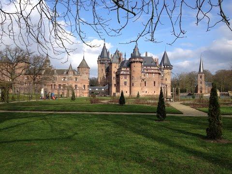 Traveller: The Netherlands, Haarzuilens, De Haar Castle Utrecht